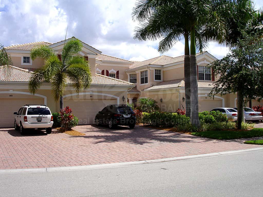 2 car garage coach homes at aviano real estate naples florida fla fl 2 car garage coach homes aviano