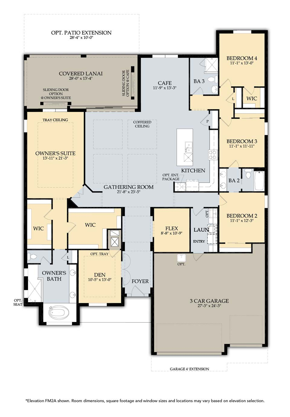 Pulte homes floor plans Home plan