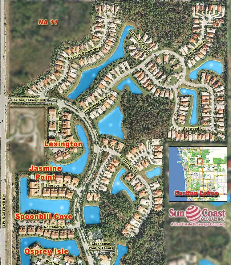 Osprey Isle At Carlton Lakes Real Estate Naples Florida Fla Fl