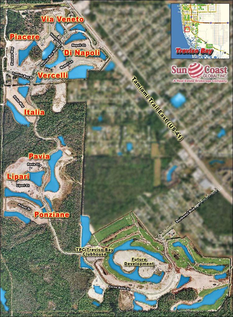VENEZIA at TREVISO BAY Real Estate NAPLES Florida Fla Fl