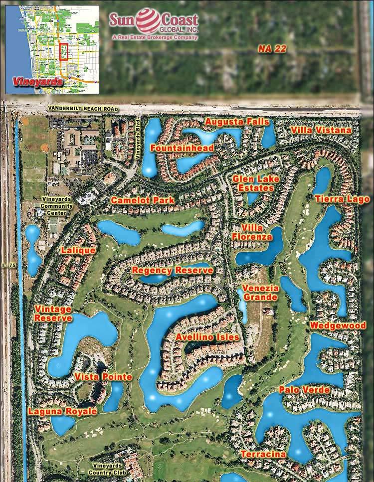 Regency Reserve At Vineyards Real Estate Naples Florida Fla Fl