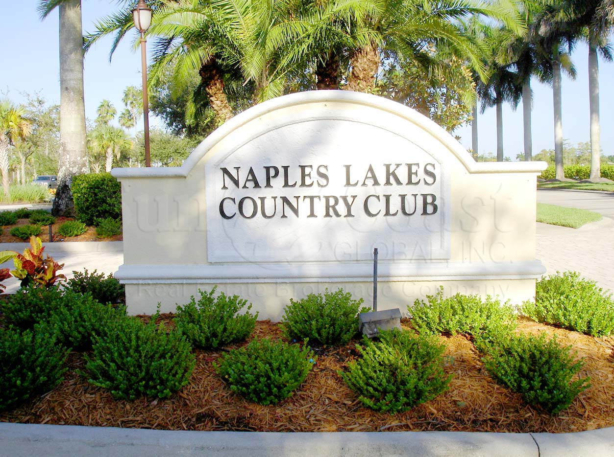 Single Family Homes At Naples Lakes Country Club Real