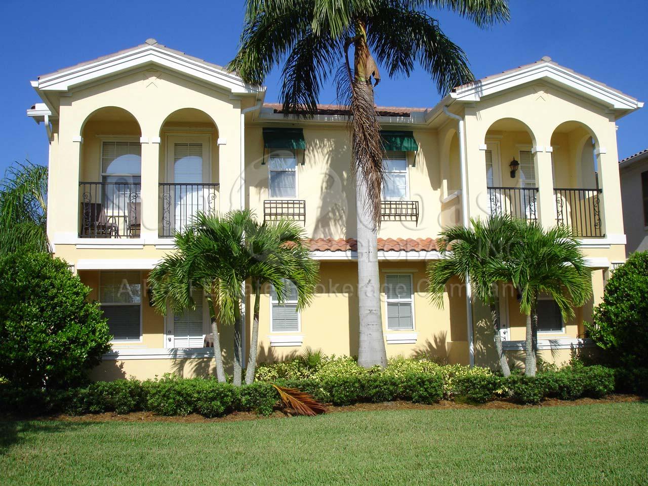 TOWNHOMES at VERONA WALK Real Estate Naples Florida Fla Fl
