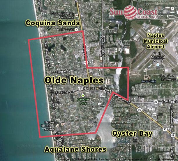 Naples Florida Map.Kensington Gardens At Olde Naples Northwest Real Estate Naples