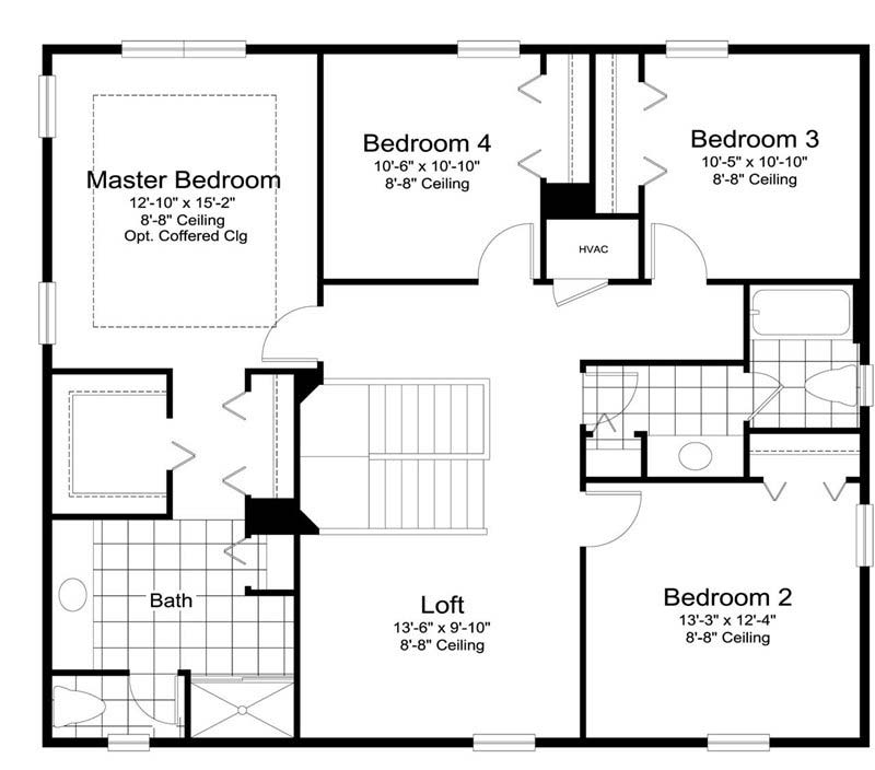 Lakeside homes floor plans home design and style for Lakeside floor plan
