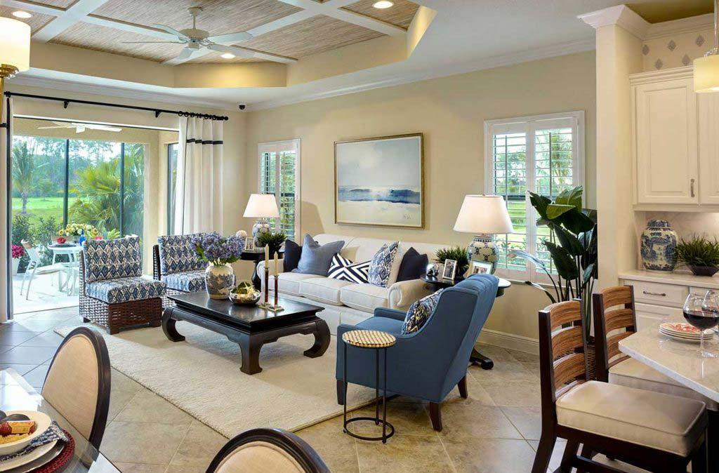 VILLAS at REFLECTION LAKES Real Estate NAPLES Florida Fla Fl