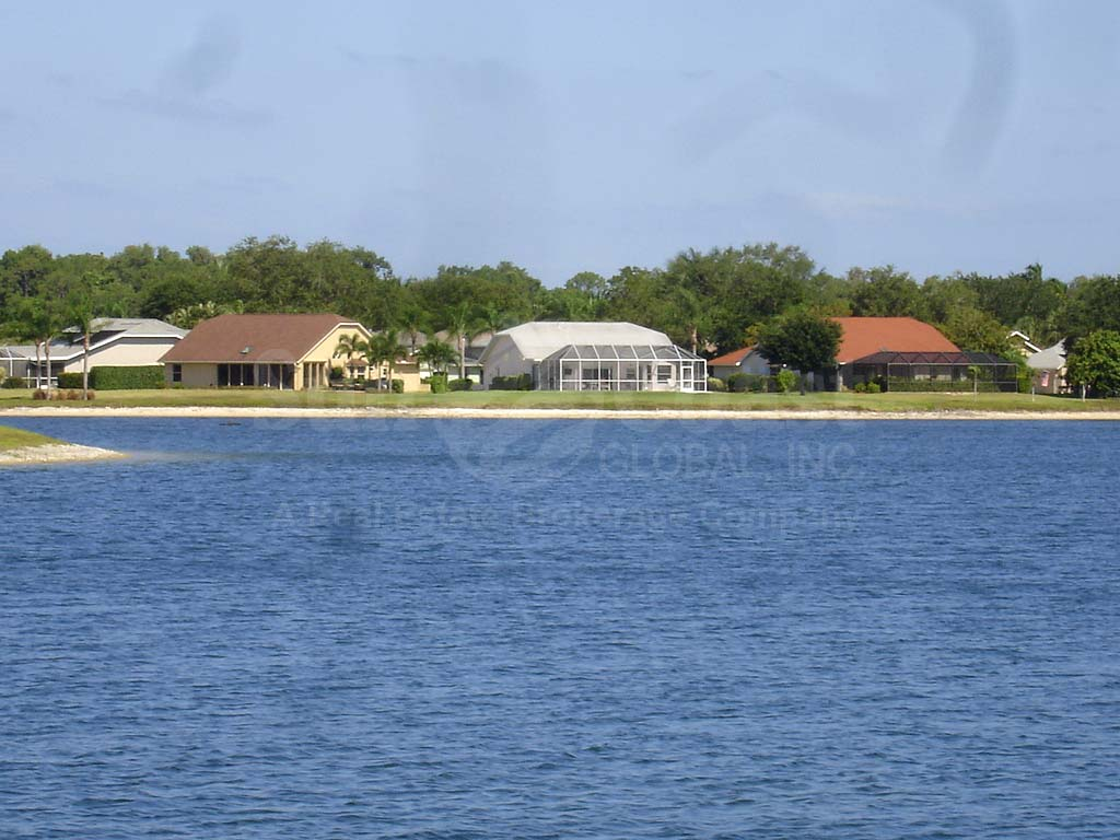 Single Family Homes Berkshire Lakes View Of The Gulf Mexico