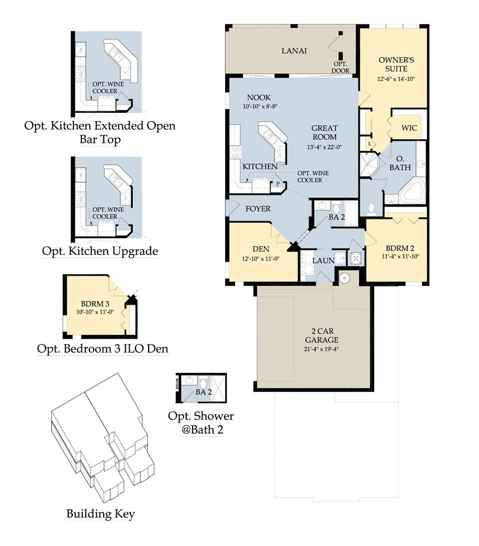 Centex homes floor plans 2000 for City home plans