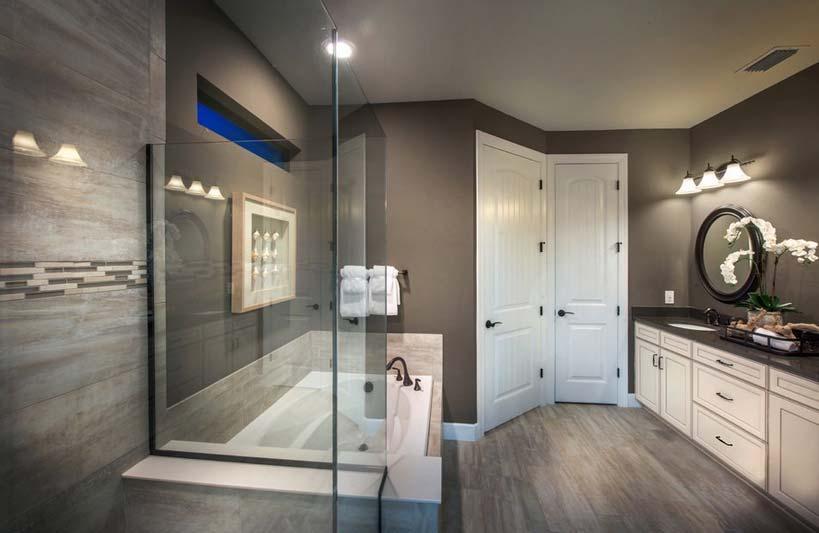 Charming Model Home Bathrooms Photos   Best Ideas Interior   Tridium.us