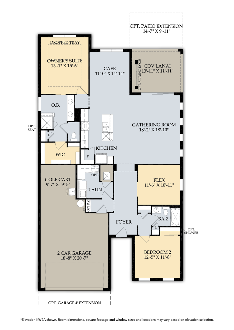 Single family homes at winding cypress real estate naples florida summerwood floor plan in winding cypress from divosta jameslax Choice Image