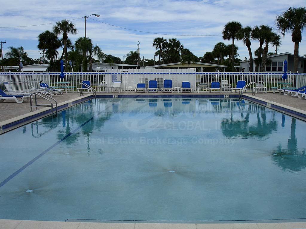 Carriage Village Community Pool