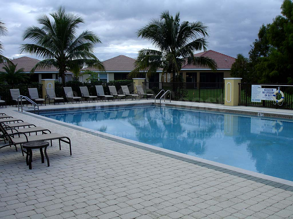 Moody River Coach Homes Community Pool