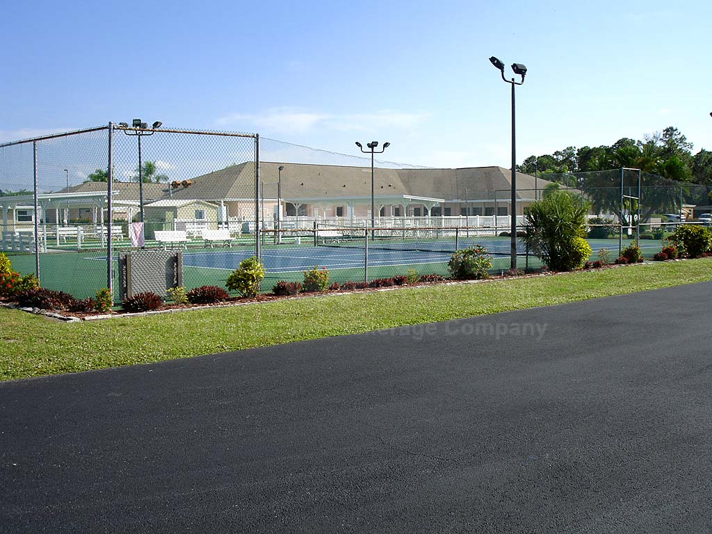 Fountain View Rv Resort Tennis Courts