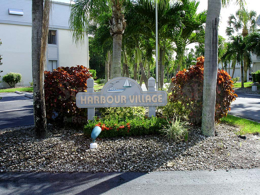 Harbour Village Signage