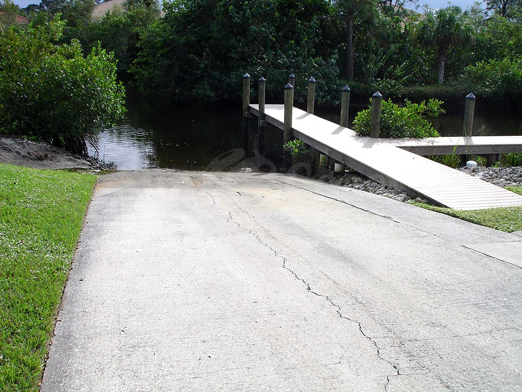 Hidden Acres Boat Ramp