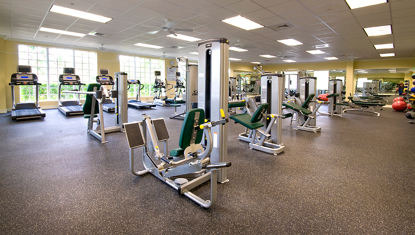Magnolia Landing Fitness Facilities