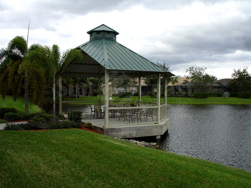 Moody River Estates Gazebo