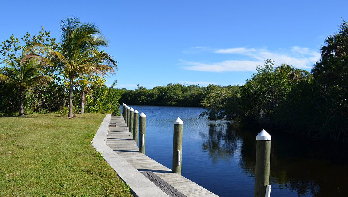 Moody River Estates Gulf Access