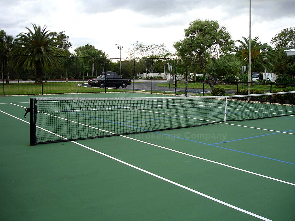 Palm Island Tennis Courts