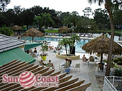 Pine Lakes Country Club Community Pool
