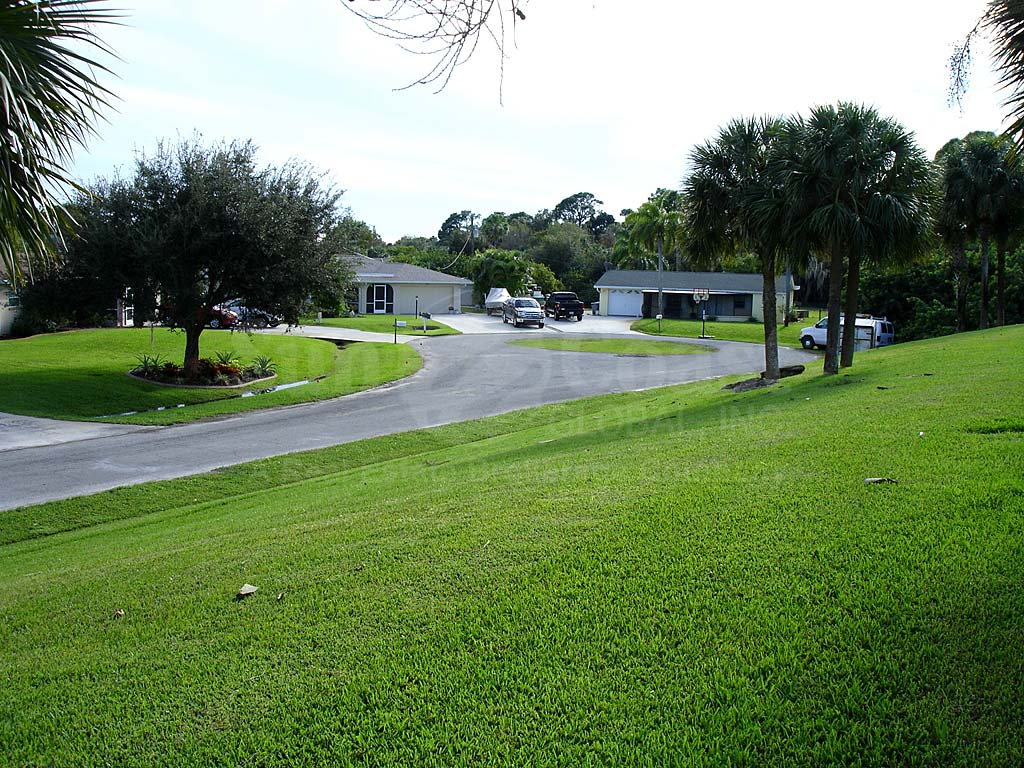 Riverbend Single Family Homes Neighborhood