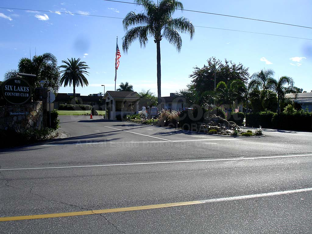 Six Lakes Country Club Real Estate North Fort Myers