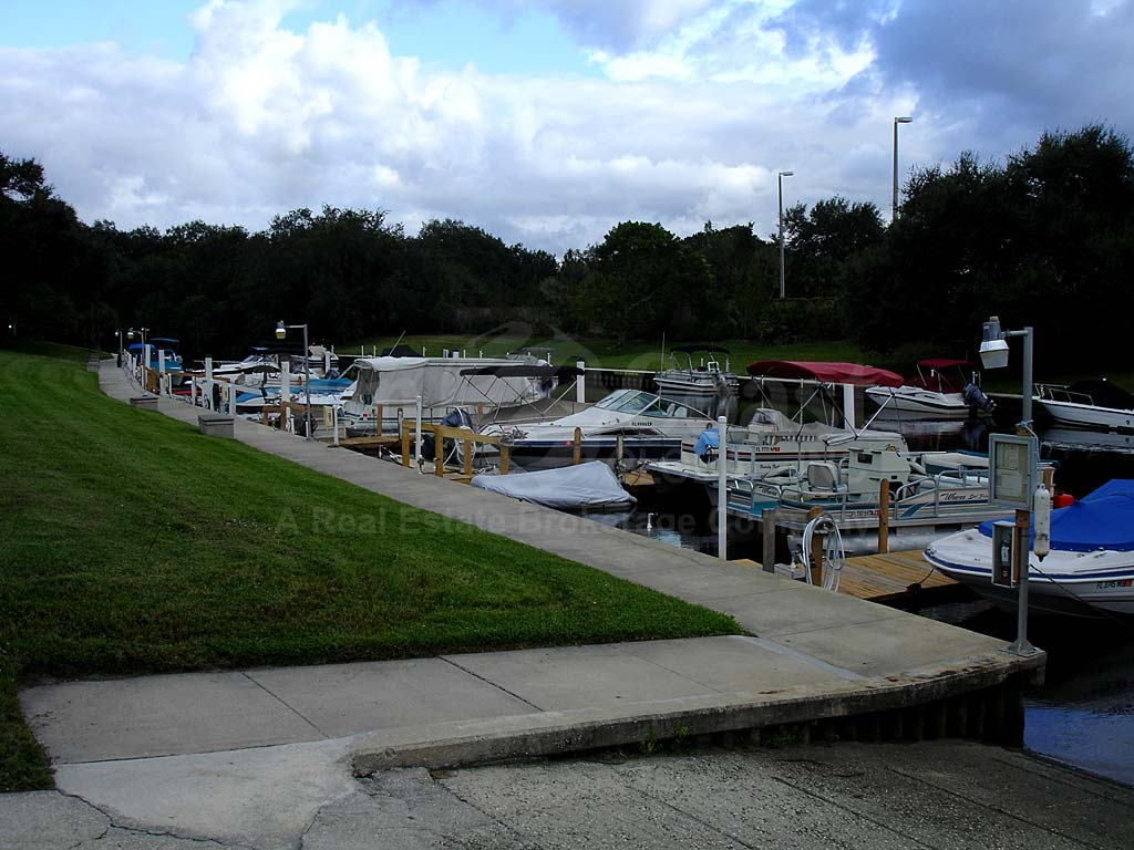 Tropic Terrace Boat Docks