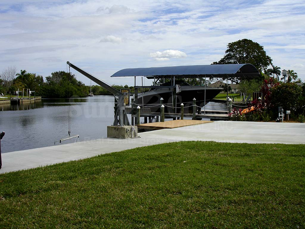 Yacht Club Colony Boat Docks