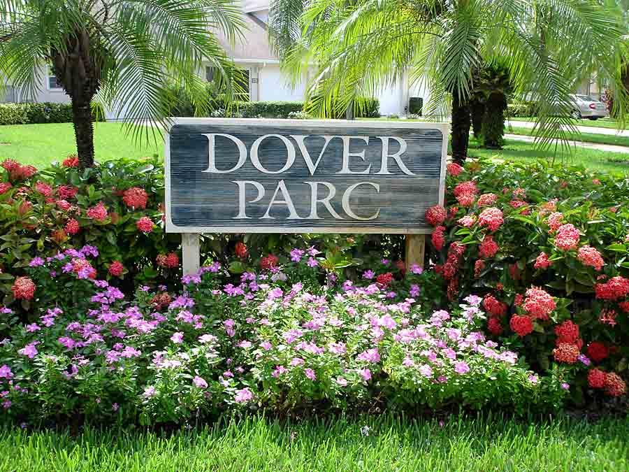 DOVER PARC at BRIARWOOD Real Estate NAPLES Florida Fla Fl
