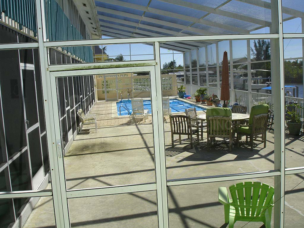 Buccaneer Inn Condo Community Pool