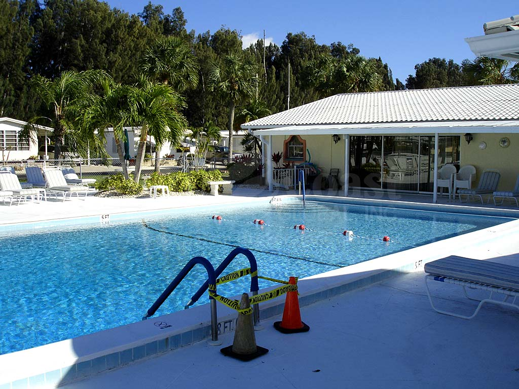 Pine Island Cove Community Pool