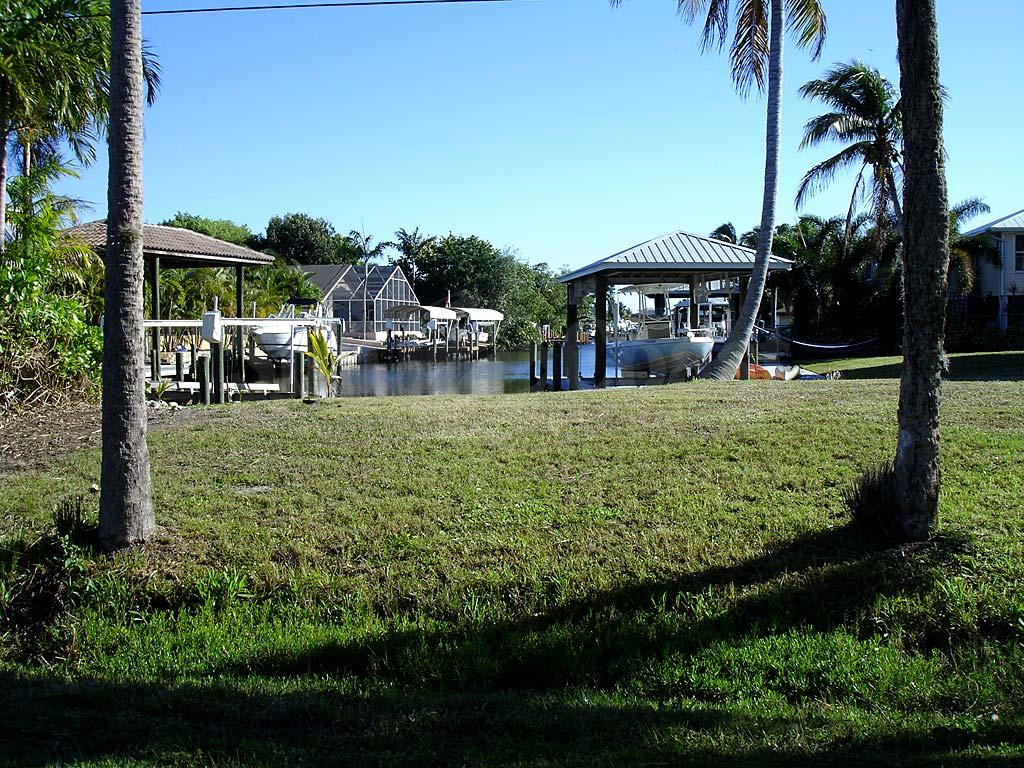 St. James City Area Single Family Homes View of Water