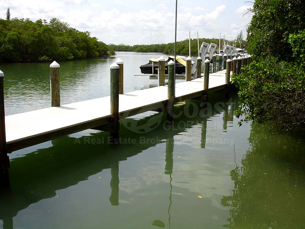 Bonita Beach Dock Walkway