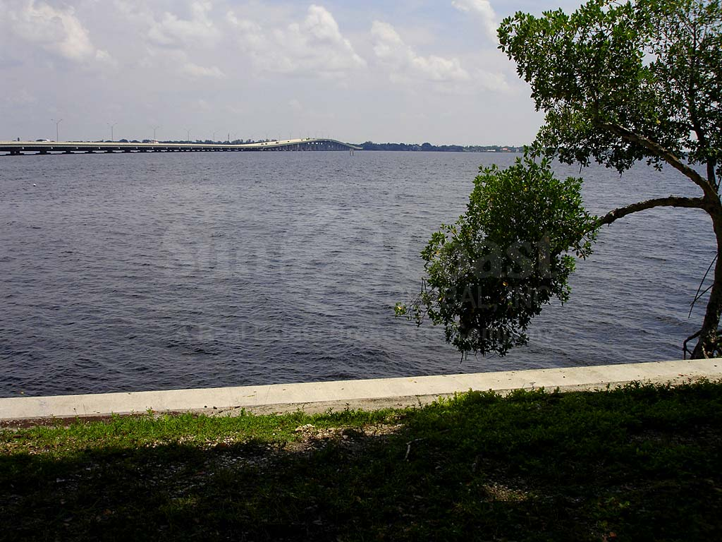 South East Cape Coral View of River