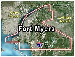 Fort Myers On Florida Map.Gardens At Beachwalk Real Estate Fort Myers Florida Fla Fl