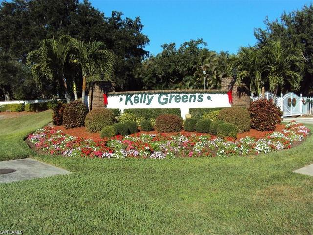 Offered by Kelly Cove Realty Inc  Live in one of the most sought after   prestigious golf communities is Fort Myers  This two bedroom plus den  two  bath  2. SINGLE FAMILY HOMES at KELLY GREENS Real Estate FORT MYERS Florida