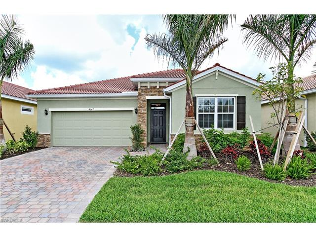 Offered by Absolute Equity Realty Group L  Brand new  furnished single  family home monthly rental  2 bedrooms plus a den  2 bathrooms  open  kitchen living. SINGLE FAMILY HOMES at LINDSFORD Real Estate FORT MYERS Florida Fla Fl