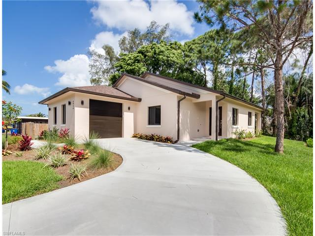 Bonita Springs West Single Family Homes New Or No Hoa