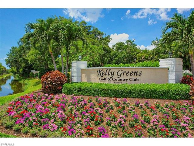 Offered by Alliance Realty Group  OPEN WINTER 2018   3 month minimum plus  11  taxes  Turnkey single family home  2 bedrooms 2 baths PLUS den in Gated  Kelly. SINGLE FAMILY HOMES at KELLY GREENS Real Estate FORT MYERS Florida