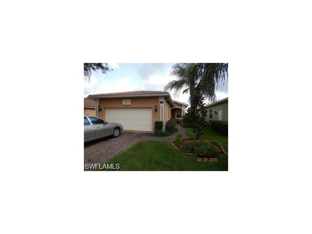 Offered by Amerivest Realty  This great 2 bedroom plus Den or Office 2 bath single  family home has tile in the common area and carpet in the bedrooms. SINGLE FAMILY HOMES at TUSCANY COVE Real Estate NAPLES Florida Fla Fl