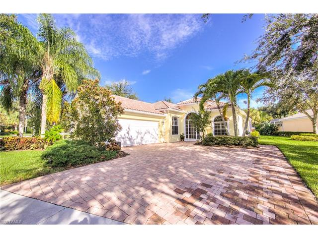 ... 3 Bedroom Plus Den Oakmont Model Is Located On Oversized Very Private  Lot In The Prestigious Community Of Village Walk Of Bonita Springs.  Spacious Great ...