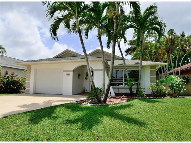 Offered By Downing Frye Realty Inc Beautiful Home In Naples Park Features A Southern Exposure Room For Pool 2 Bedrooms Bathrooms