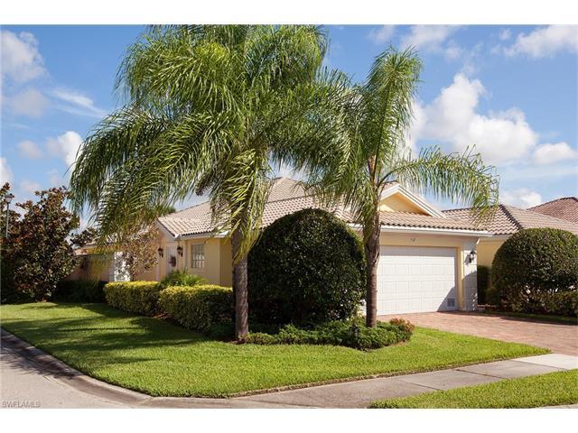 SINGLE FAMILY HOMES at VERONA WALK Real Estate NAPLES Florida Fla Fl