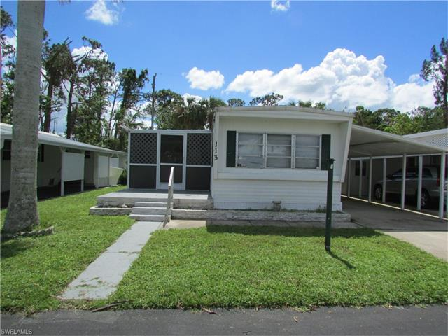 Enchanting Acres Mobile Home Park Is A 55 Plus Community Well Maintained Single Wide Manufacture With 2 Bedrooms 1 Bath Screened In