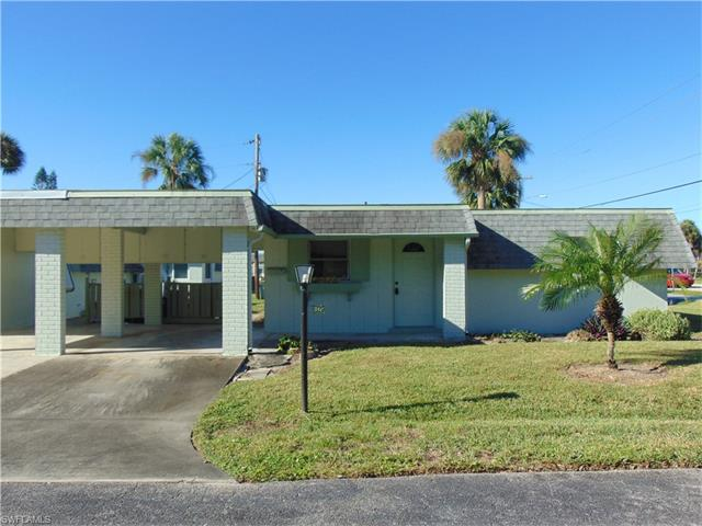 Offered By Coldwell Banker Preferred Prop: 55+ Community. Two Bedrooms With  Florida Room, Attached Carport, A/C And Furnace Was Replaced In 2009.