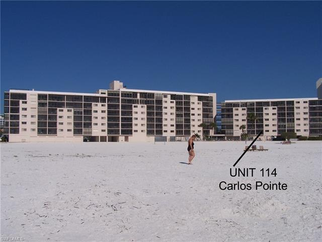 Carlos Pointe Beach Access Fort Myers