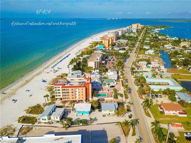 Single Family Homes At Fort Myers Beach North Tip Real
