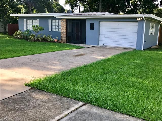 DOWNTOWN FORT MYERS AREA SINGLE FAMILY HOMES (NEW OR NO HOA